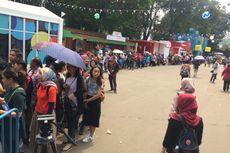 Buru Merchandise Asian Games, Masyarakat Padati Super Store sejak Pagi
