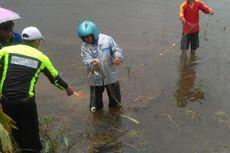 Nekat Menjala Ikan Saat Hujan Lebat, Khomsin Tewas Tersambar Petir