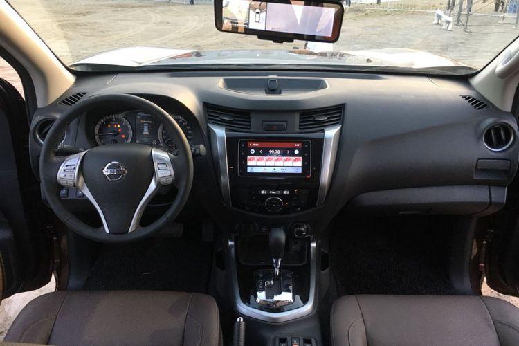 New Nissan Terra meluncur pertama di pasar ASEAN di Filipina, Senin (28/5/2018).