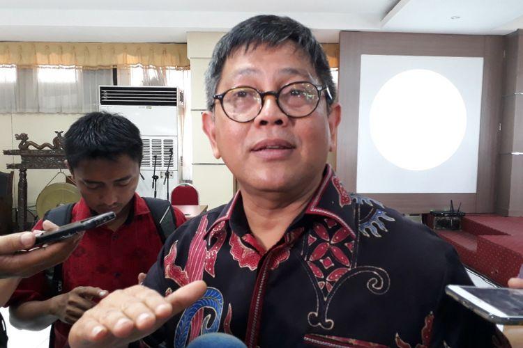 Anggota Komisi III DPR, Teuku Taufiqulhadi