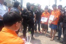 Periksa 3 Penyelundup Satu Ton Sabu, Polisi Berangkat ke Taiwan