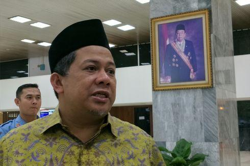 Fahri Hamzah Nilai Sikap Jokowi soal UU MD3 Hanya Pencitraan