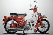 Honda 'Pitung' C70, Bebek Paling Laris yang Legendaris