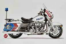 Harley-Davidson Electra Glide Police, Moge Penegak Hukum