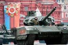 Tank Super Rusia Ini Kini Dilengkapi dengan Fasilitas Toilet