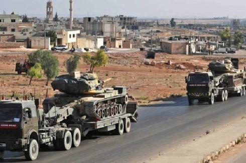 Konvoi Militer Turki Diserang Suriah, 3 Warga Sipil Tewas