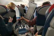 Kena Turbulensi, Delta Airlines 'Nyungsep' di Ketinggian 10.000 Meter