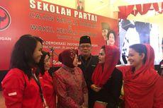 Susun Program Kampanye, Puti Soekarno Minta Masukan Risma