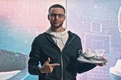 Curry 5, Sneaker Stephen Curry Berbobot Cuma 0,3 Kg