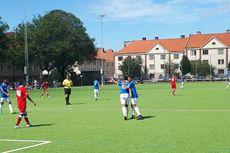 Langkah Tim LKG-SKF di Gothia Cup Terhenti