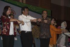 Sebut Alokasi Dana Guru PAUD, Jokowi Dapat Tepuk Tangan Meriah
