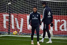 Musim Panas Ini, Navas atau Courtois Akan Tinggalkan Real Madrid