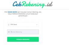 16.000 Laporan Diterima CekRekening.id, Penipuan