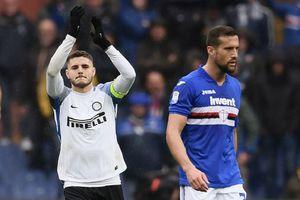 Hasil Liga Italia, Inter Milan Pesta 5 Gol di Kandang Sampdoria