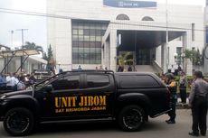 Ancaman Bom Tak Terbukti, Bank BRI Cabang Garut Dibuka Kembali