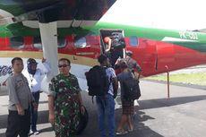 Enam Pekerja Bangunan Sekolah Dievakuasi dari Nduga ke Wamena