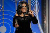Pidato Oprah di Golden Globe dan Dukungan Pilpres AS 2020