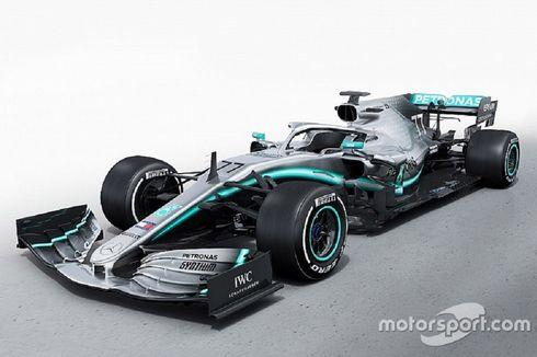Luncurkan Mobil Baru, Bos Mercedes Sebut F1 2019 Akan Lebih Sulit