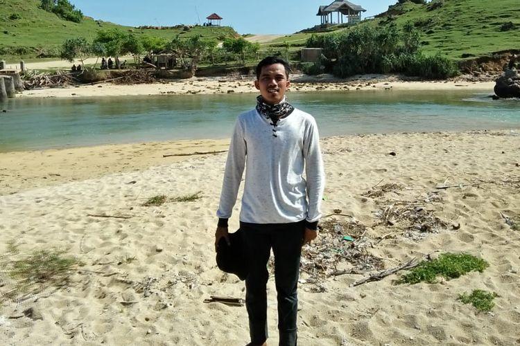 Bobot Maksimum, Caleg Partai NasDem asal Lombok Tengah yang memiliki nama unik.