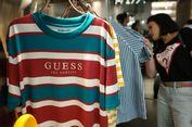 Koleksi Guess Originals 'Back to 90's' Meluncur Bareng Ultah 'ODD'