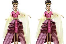 Produsen Boneka Barbie Siapkan Barbie Berbusana Batik Indonesia