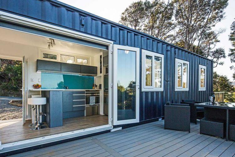 Hasil gambar untuk rumah kontainer