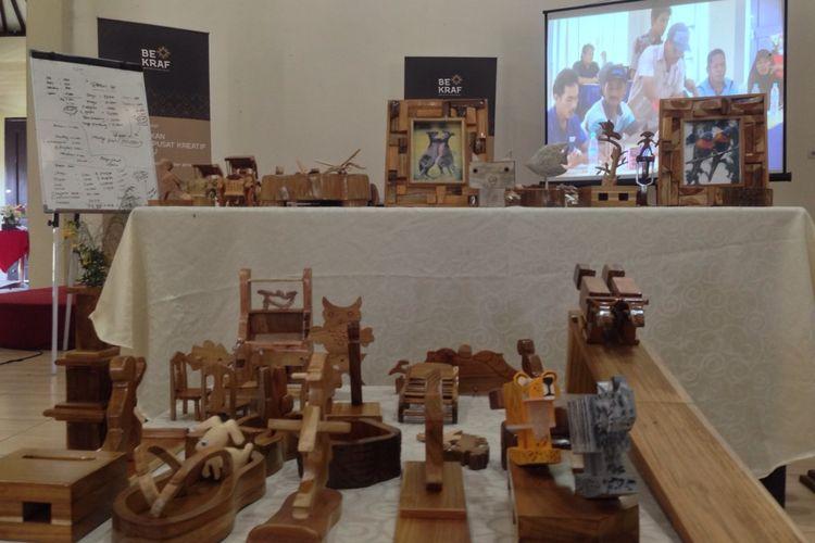 Tumbuh Pesat, Jokowi Optimis Industri Kreatif Jadi Kekuatan Indonesia