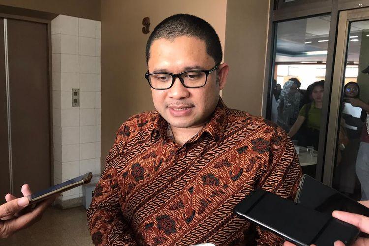 Kepala Kebijakan Fiskal Kemenkeu Febrio Kacaribu.