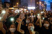 Penentang UU Ekstradisi Tolak Permintaan Maaf Pemimpin Hong Kong