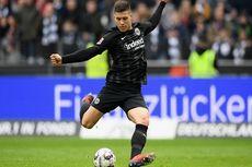 Resmi, Real Madrid Gaet Luka Jovic dari Frankfurt
