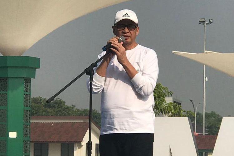 Gubernur Wahidin: Revitalisasi Kesultanan Banten Perhatikan Kemudahan Akses