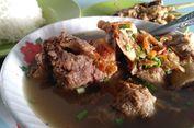 Kuliner Bebalung Kuda Masteng Khas Lombok Dipercaya Menambah Stamina