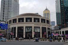 Singgah ke Starbucks Terbesar di Dunia di Shanghai
