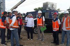 Baru 24 Persen, Pembangunan Tol Layang Jakarta-Cikampek Terhenti
