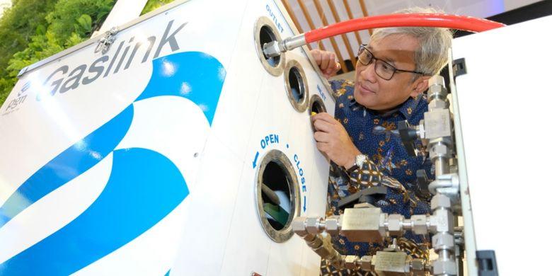 Layanan Gas Terintegrasi PGN Tingkatkan Perekonomian Jawa Timur