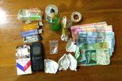 Polisi Temukan 12 Paket Ekonomis Sabu Siap Jual dari Pemasok Daging Anjing