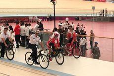 Resmikan Velodrome, Anies Bilang Itu Arena Balap Sepeda Terbaik di Asia
