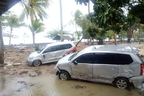 Tsunami Banten, Ada Laporan Korban Hilang di Pulau Oar dan Sangiang