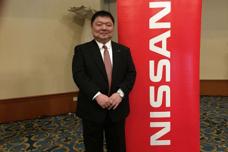 Yutaka Sanada, Regional SVP Head of OC-ASEAN & Ocania Nissan Motor Co., Ltd