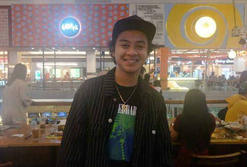 Bastian Steel Awalnya Merasa 'Cupu' Jadi Penyanyi Hip Hop