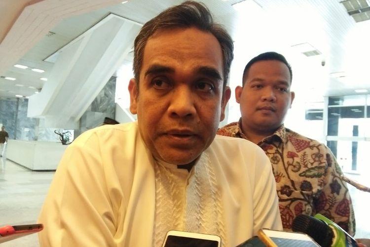 Wakil Ketua Badan Pemenangan Nasional (BPN) Prabowo-Sandiaga Ahmad Muzani