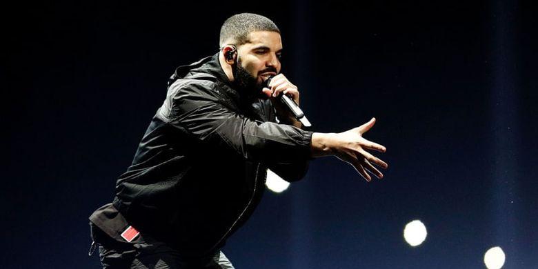 Penyanyi rap Drake