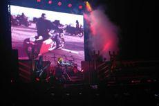 Rob Halford Panaskan Aksi Judas Priest dengan Kendarai Harley Davidson