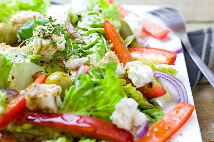 Diet DASH Standar untuk Penderita Hipertensi
