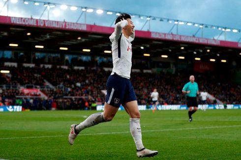 Hasil Liga Inggris, Tottenham Hotspur Geser Liverpool