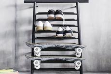 IKEA dan Desainer Christ Stamp Bikin Furnitur Bergaya Street Fashion