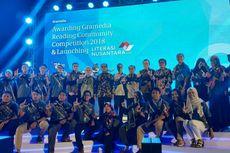Perayaan Bangkitnya Literasi Baca Indonesia
