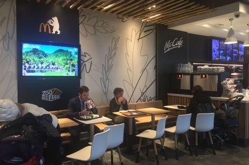Video Pariwisata Indonesia Muncul di 850 Gerai McDonald's di Jerman