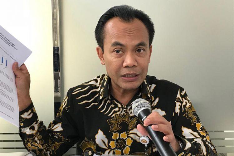 Sekretaris Menteri Koordinator Bidang Perekonomian Susiwijono