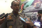 Aula BKD Intan Jaya Papua Diduga Dibakar